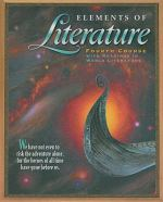 Image for Elements of literature. Fourth course with readings in world literature