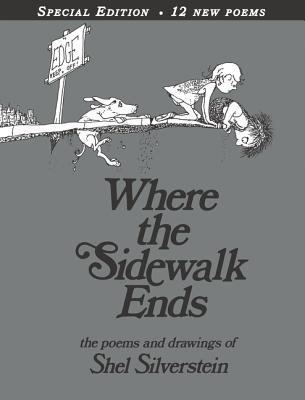 Image for Where The Sidewalk Ends : The Poems And Drawings of Shel Silverstein.