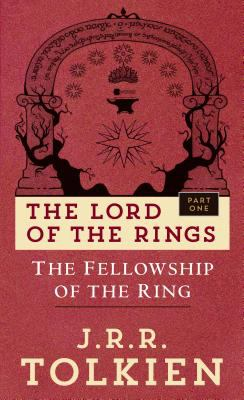 Image for The fellowship of the ring being the first part of The Lord of the rings