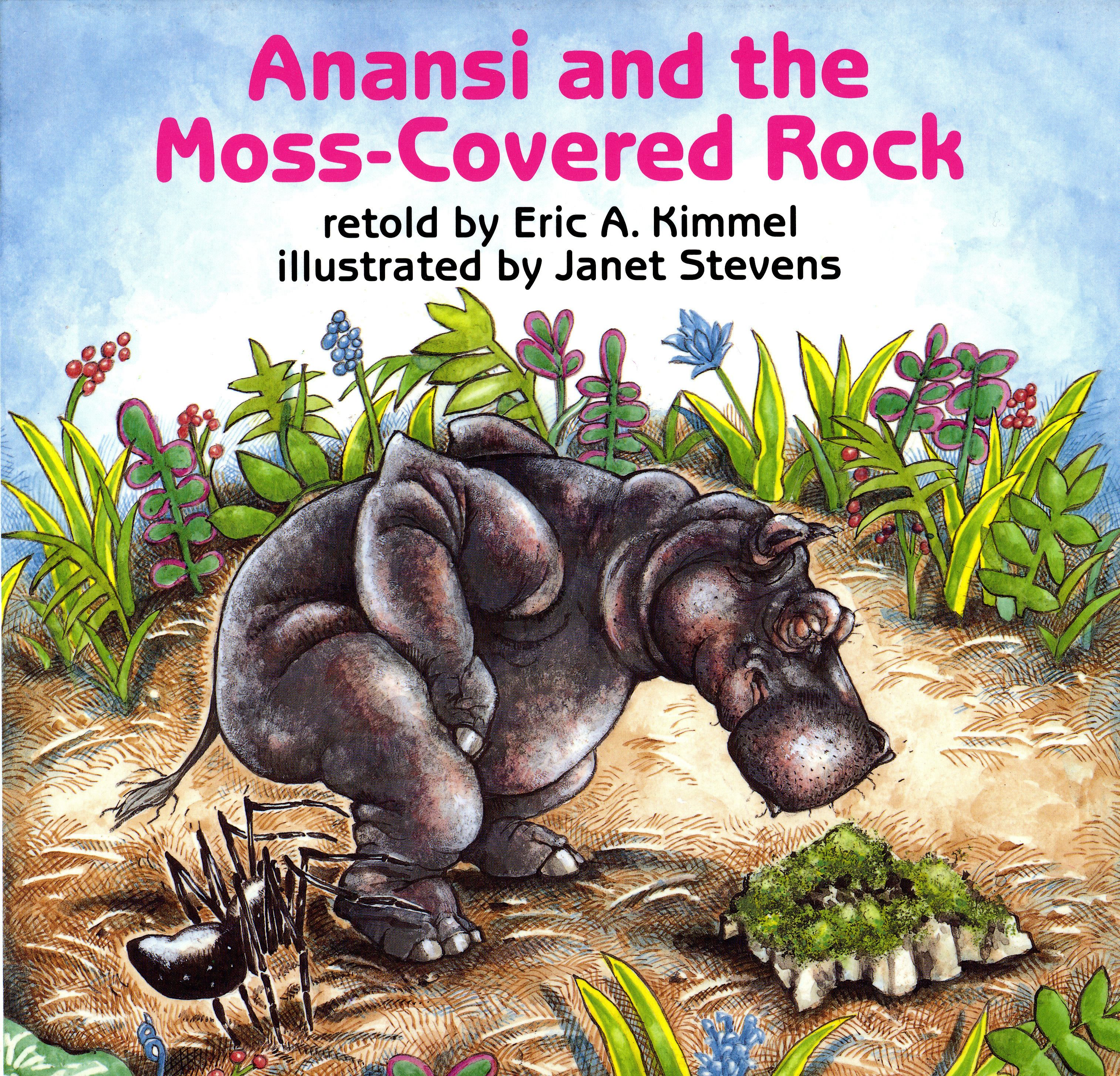 Image for Anansi And The Moss-Covered Rock