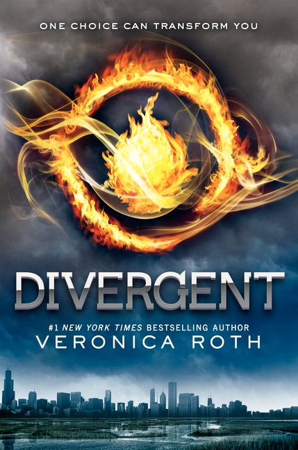 Divergent Trilogy ; Book 1 by Veronica Roth