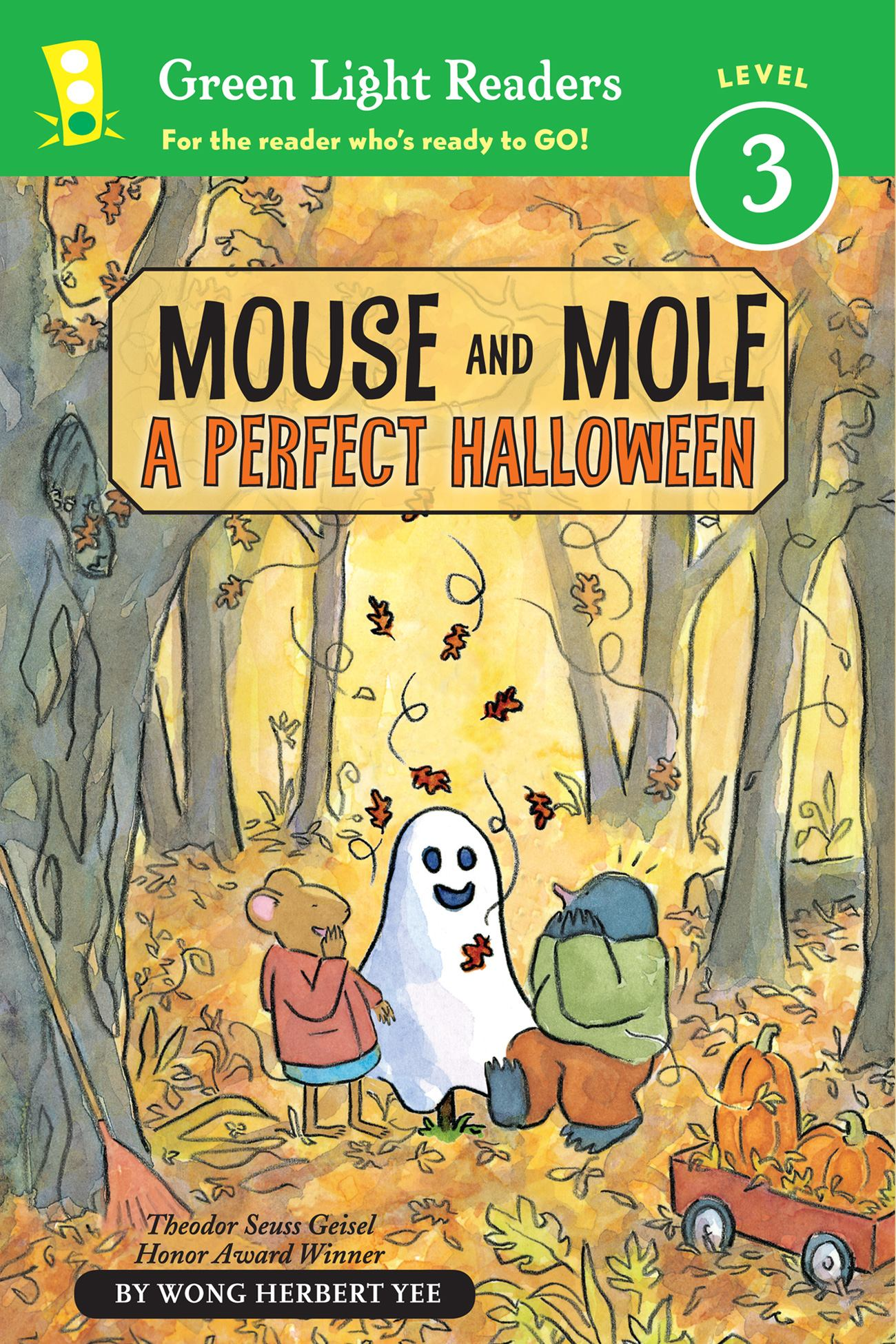 Image for Mouse and Mole : A Perfect Halloween