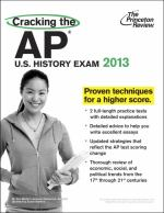 Image for Cracking the AP U. S. History Exam  2013
