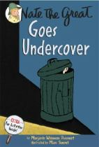 Image for Nate The Great Goes Undercover