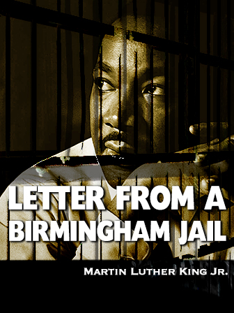 Image for Letter From Birmingham Jail