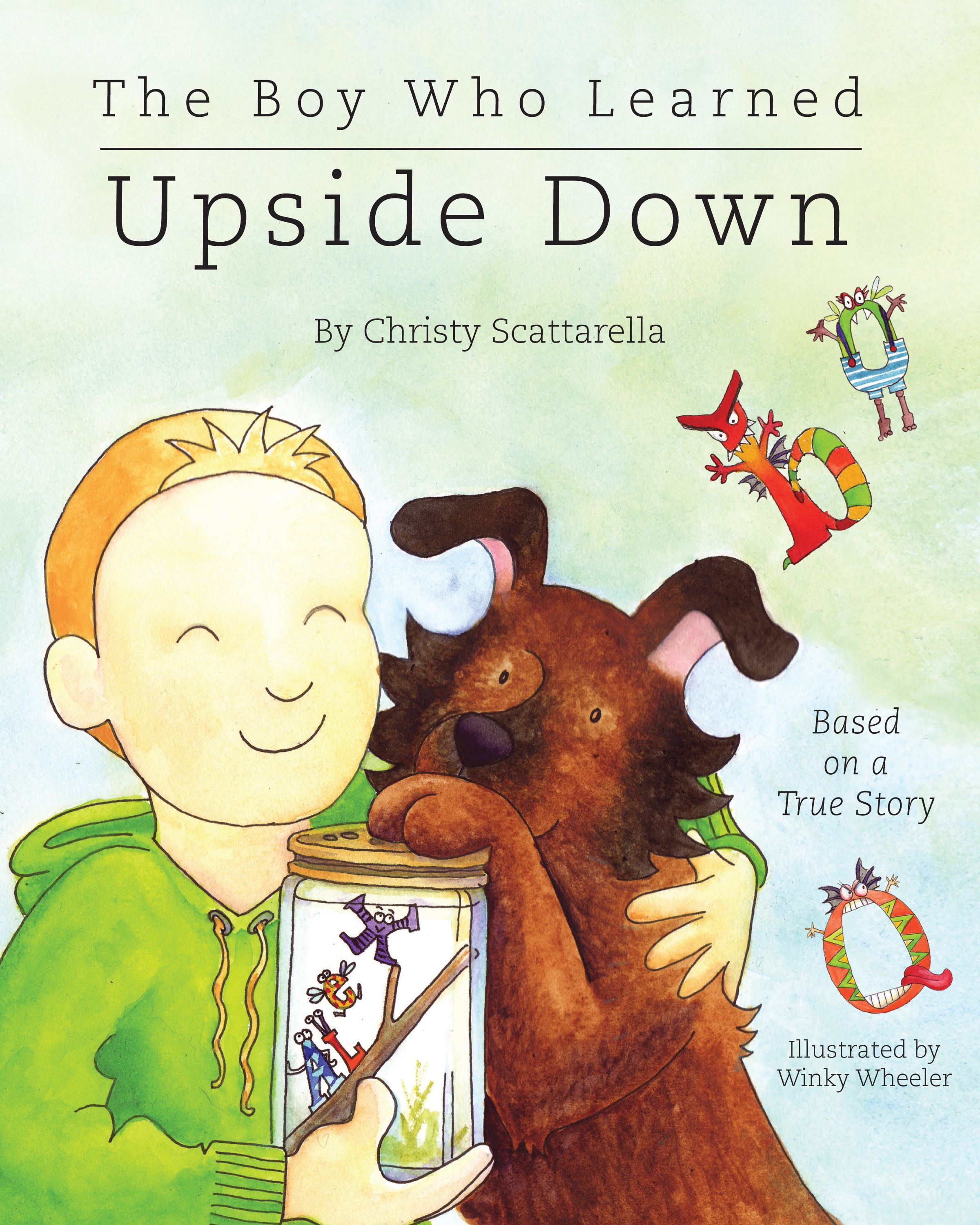 Image for The Boy Who Learned Upside Down