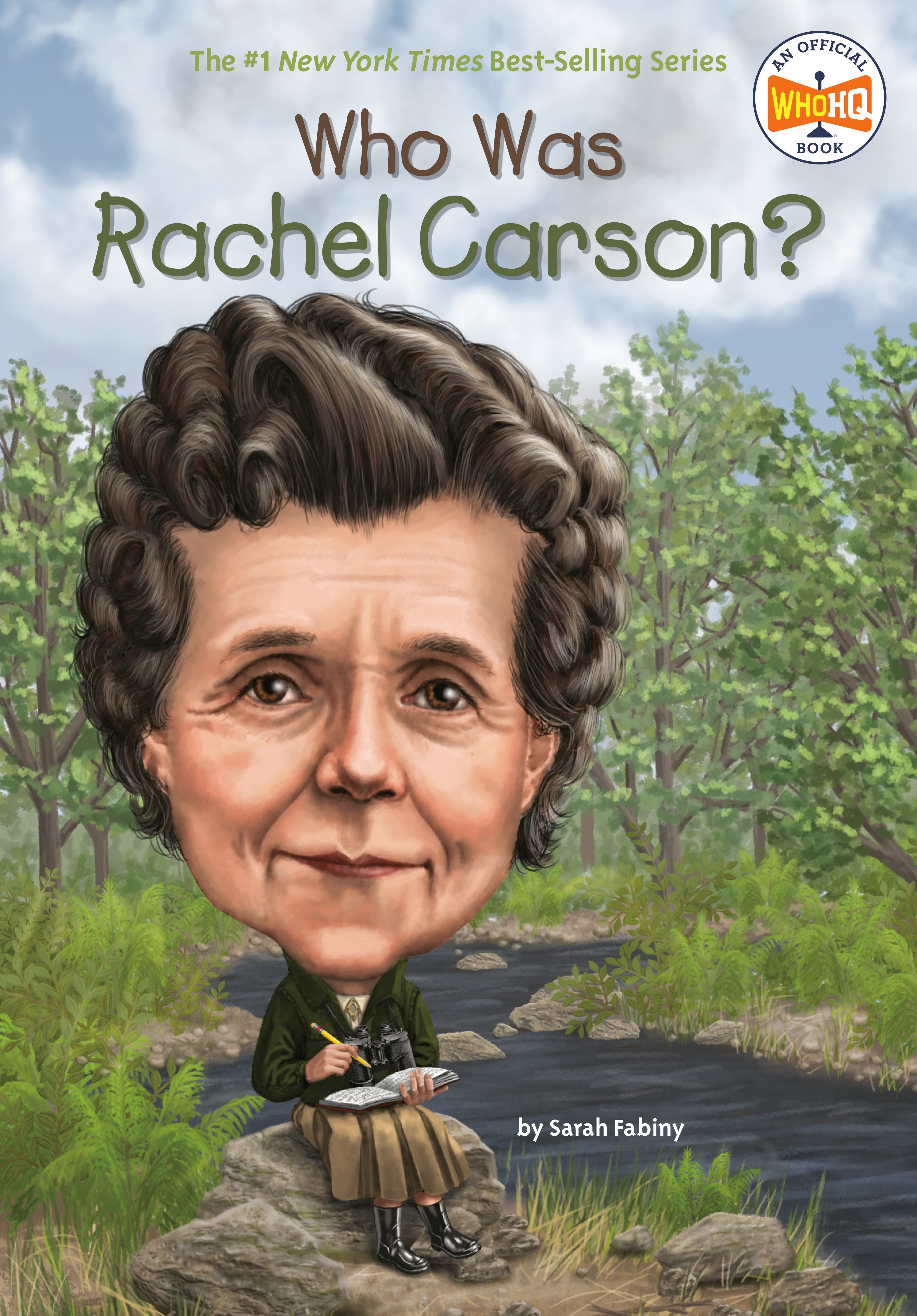 Image for Who Was Rachel Carson?