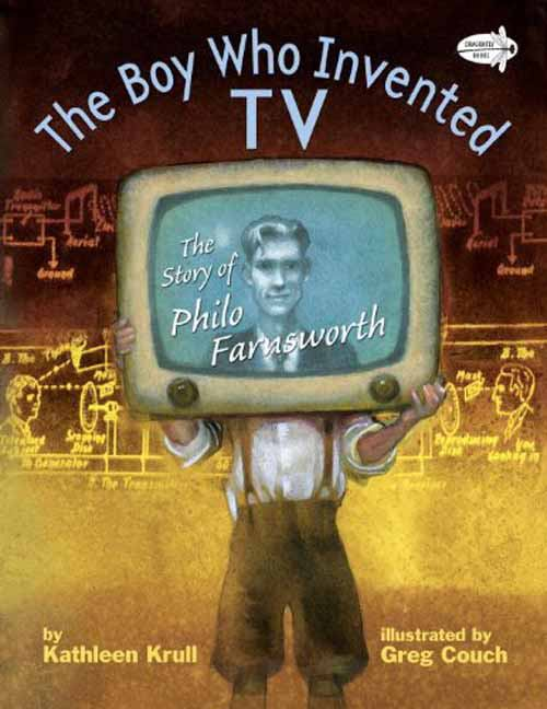 Image for The Boy Who Invented TV