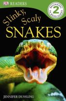 book cover image: Slinky Scaly Snakes