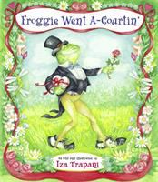 book cover image: Froggie Went A-Courtin'