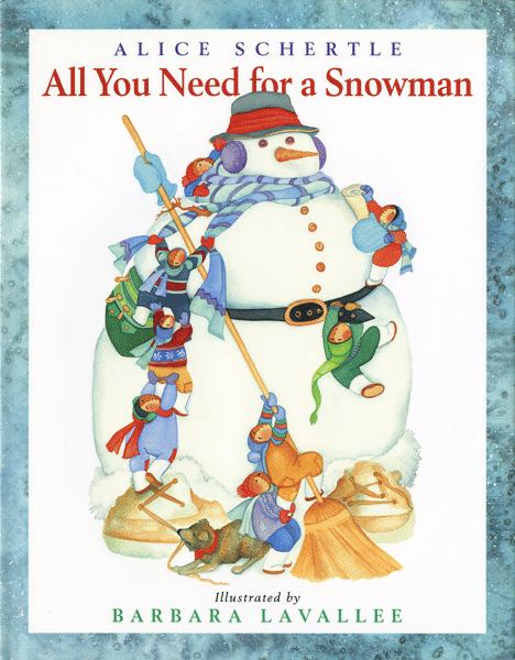 Image for All You Need For A Snowman