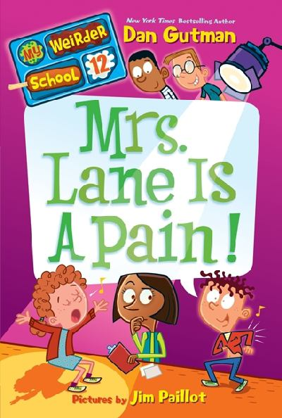 Image for Mrs. Lane Is A Pain!
