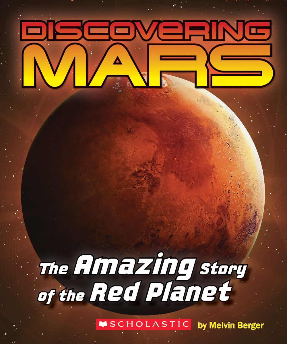 book cover image: Discovering Mars