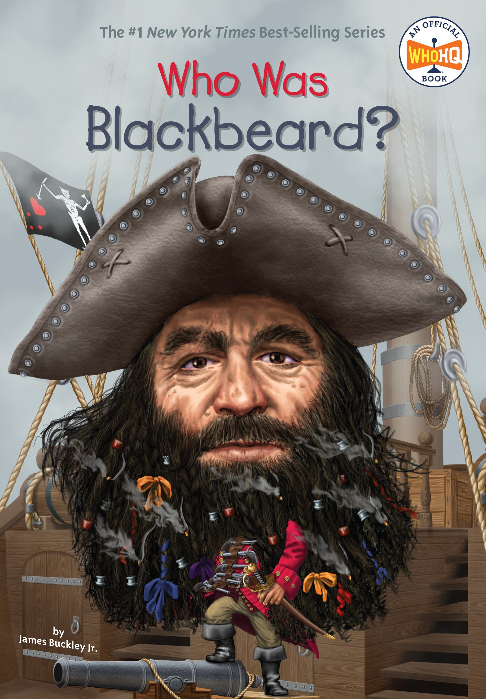 Image for Who Was Blackbeard?