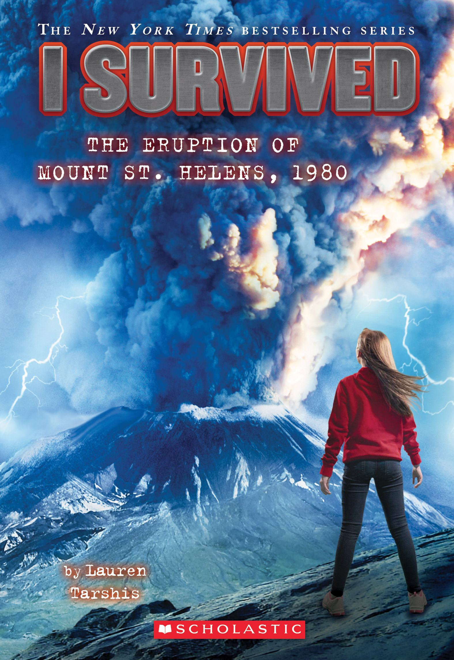 Image for I Survived the Eruption of Mount St. Helens  1980