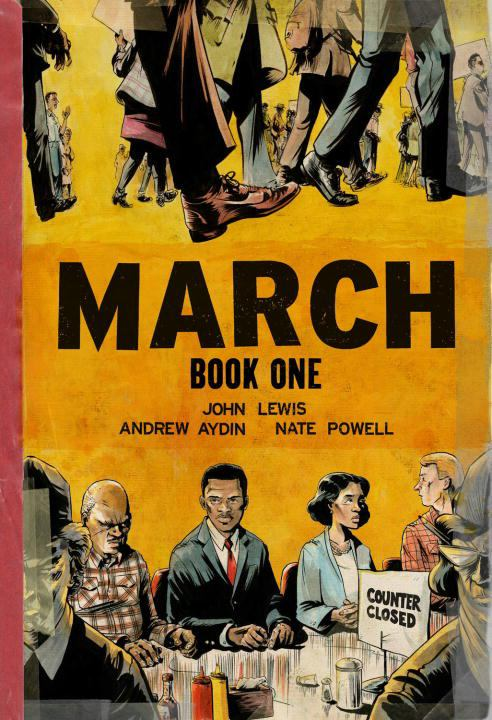 Image for March Book One