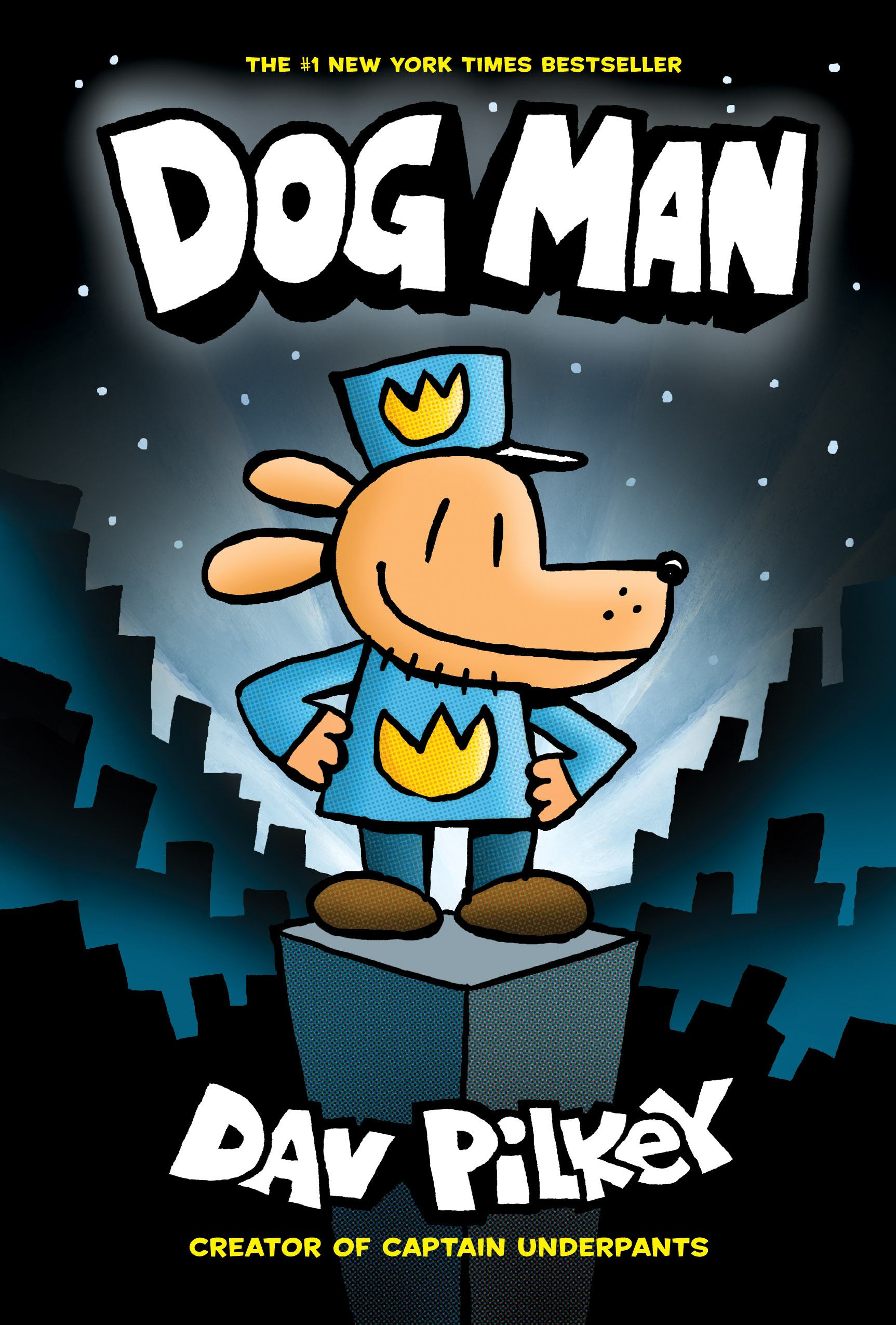 Image for Dog Man
