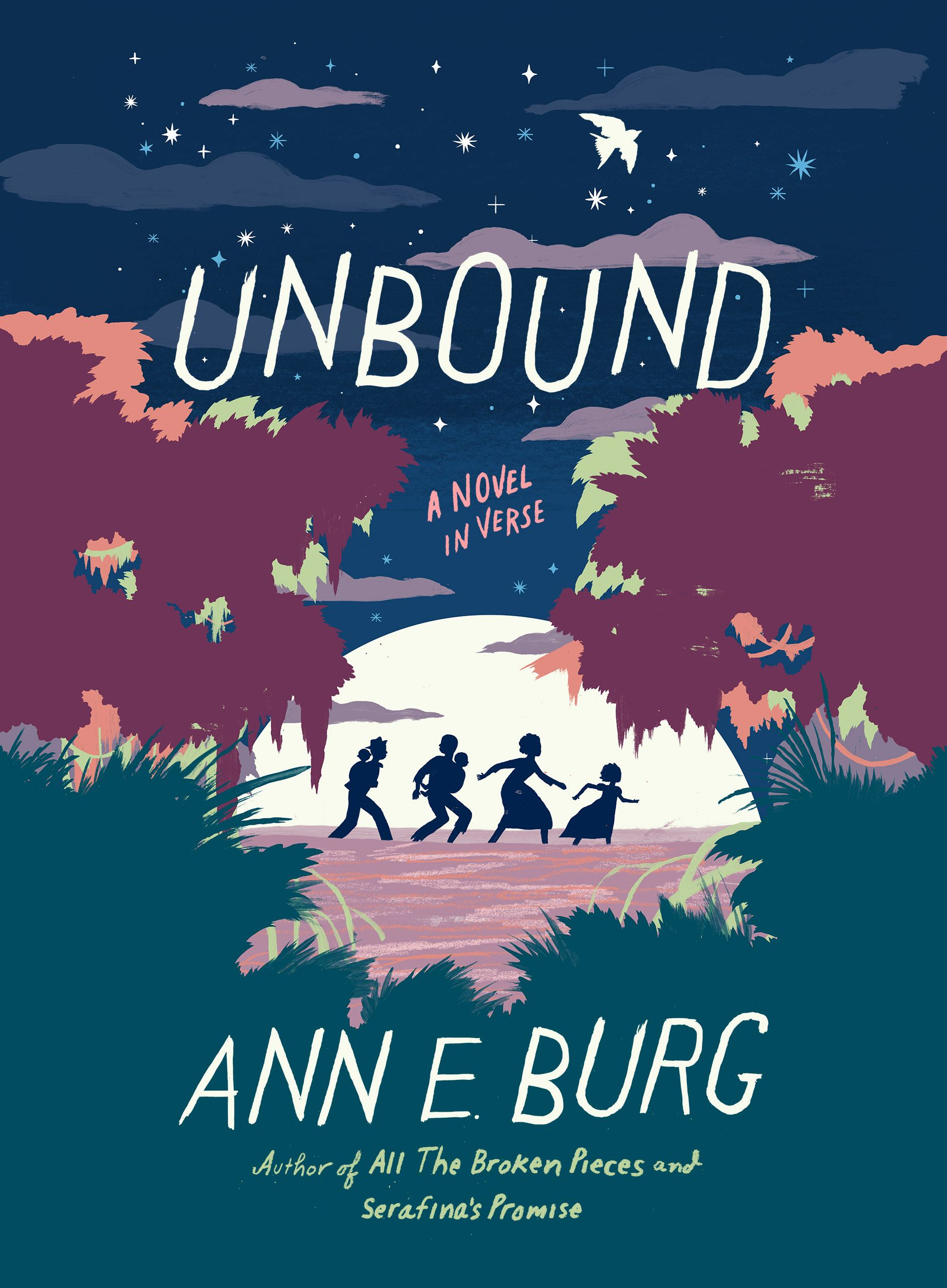 Image for Unbound: A Novel In Verse