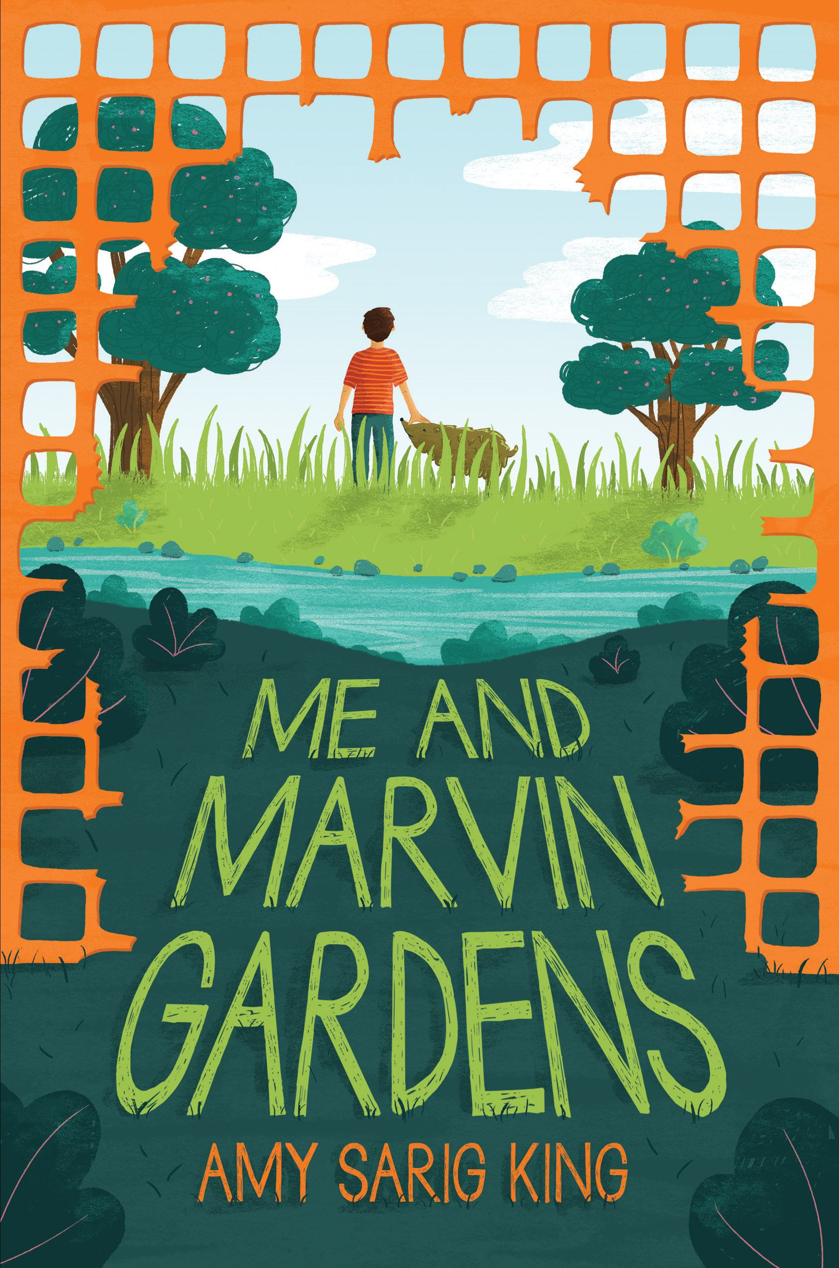 Image for Me and Marvin Gardens