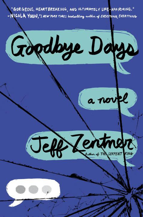 Image for Goodbye Days