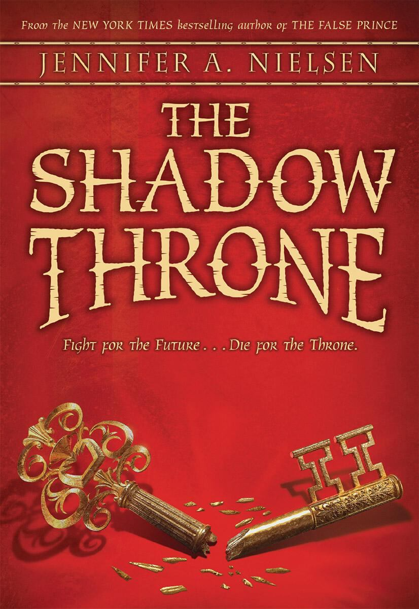 Image for The Shadow Throne