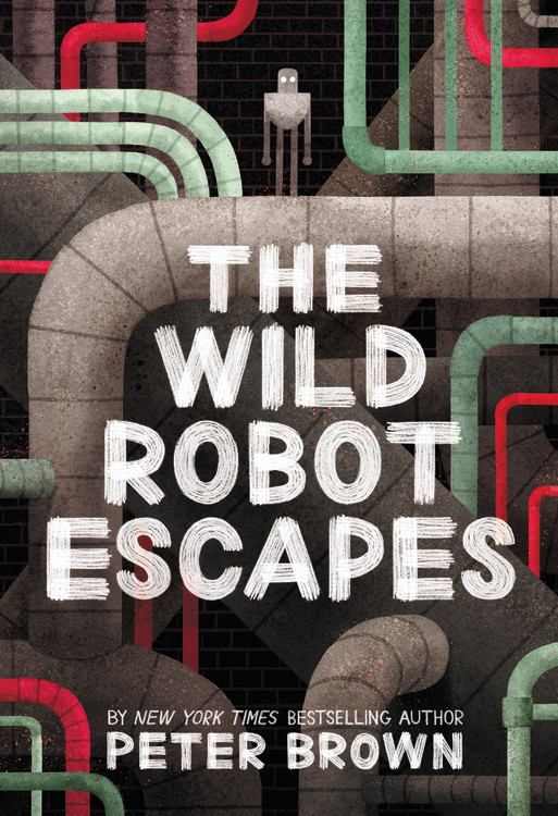 Image for The Wild Robot Escapes