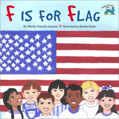 Image for F Is for Flag