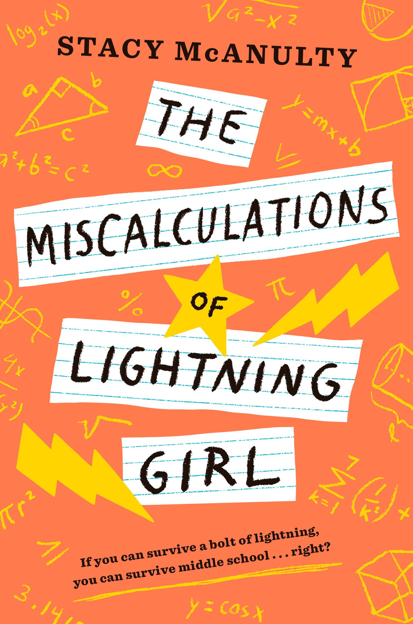 Image for The Miscalculations of Lightning Girl