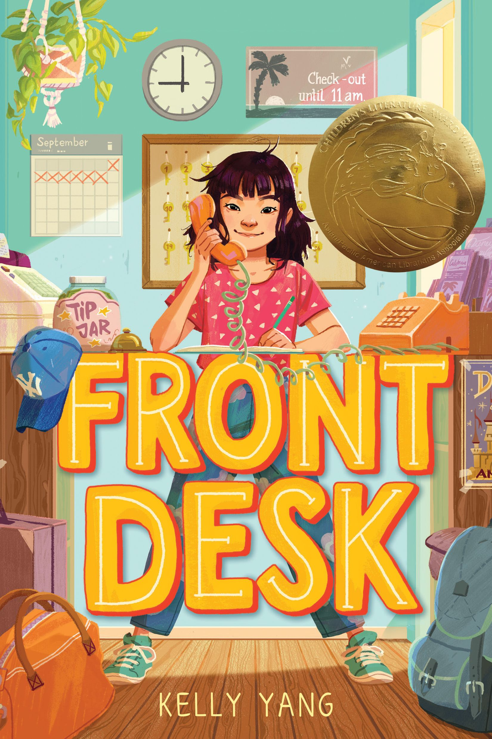 Image for Front Desk