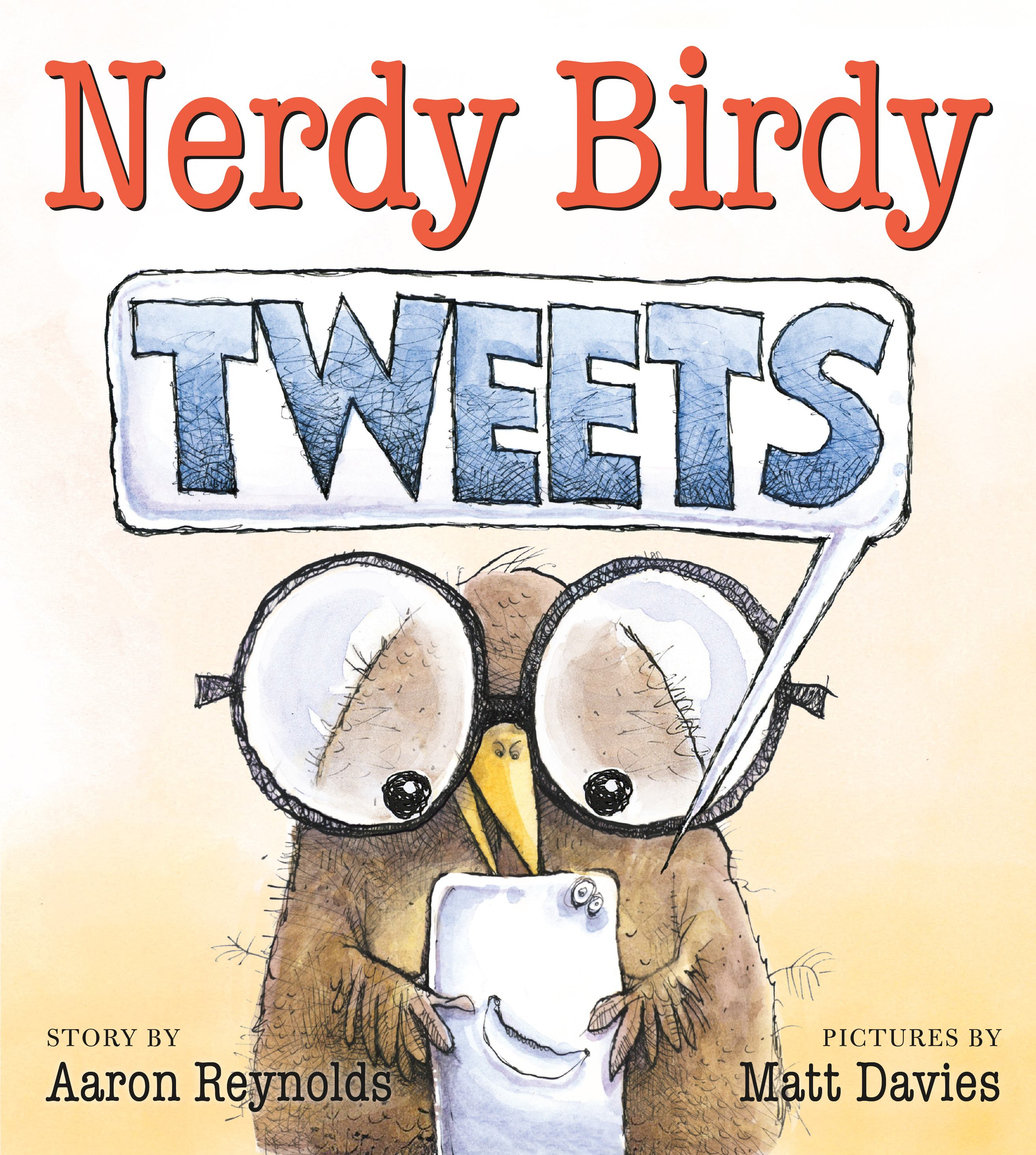 Image for Nerdy Birdy Tweets