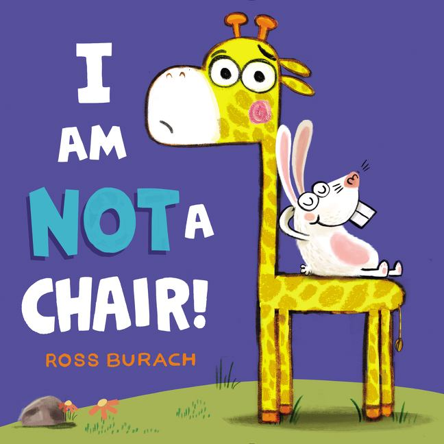 Image for I Am Not a Chair!