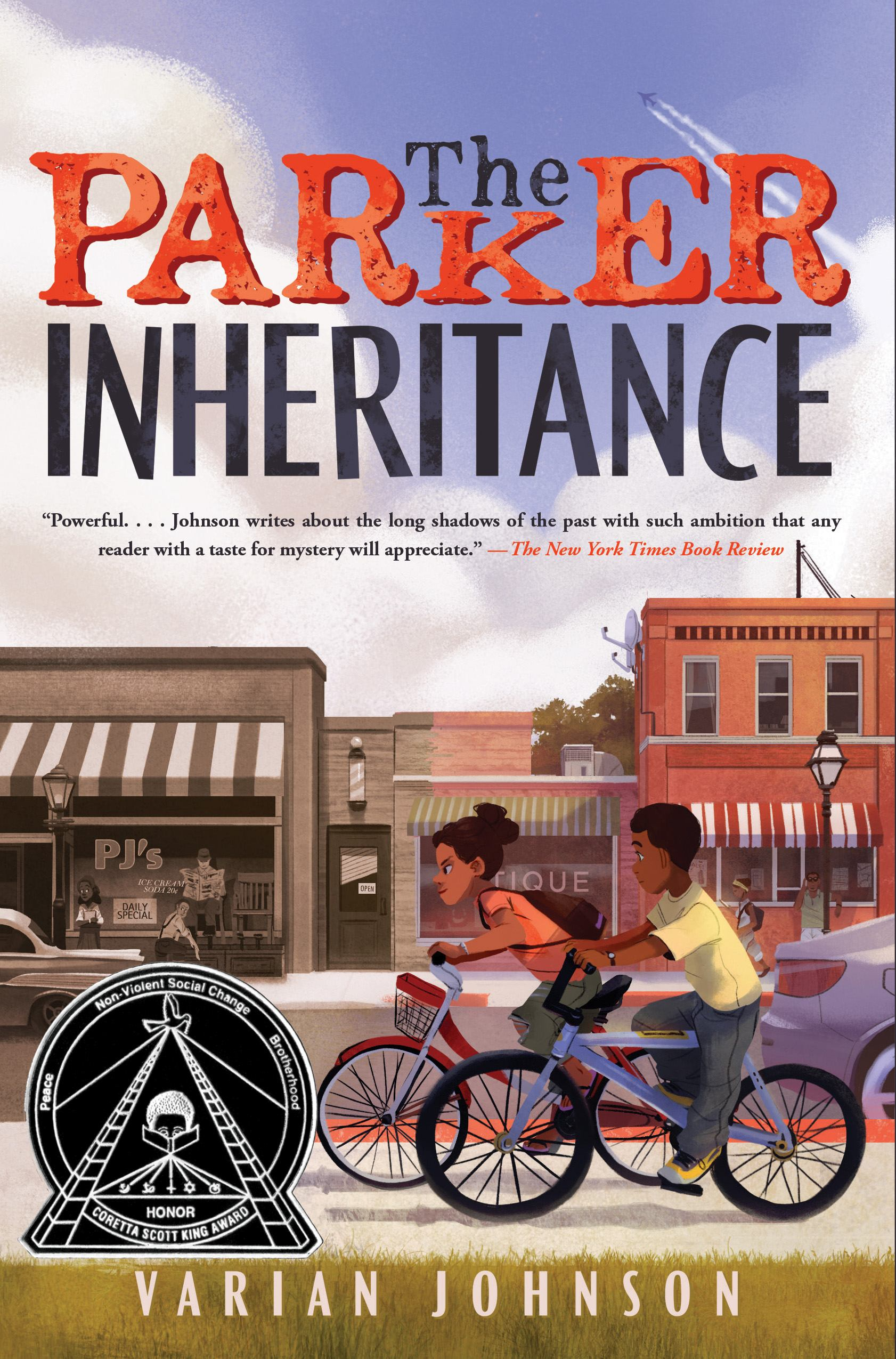 Image for The Parker Inheritance