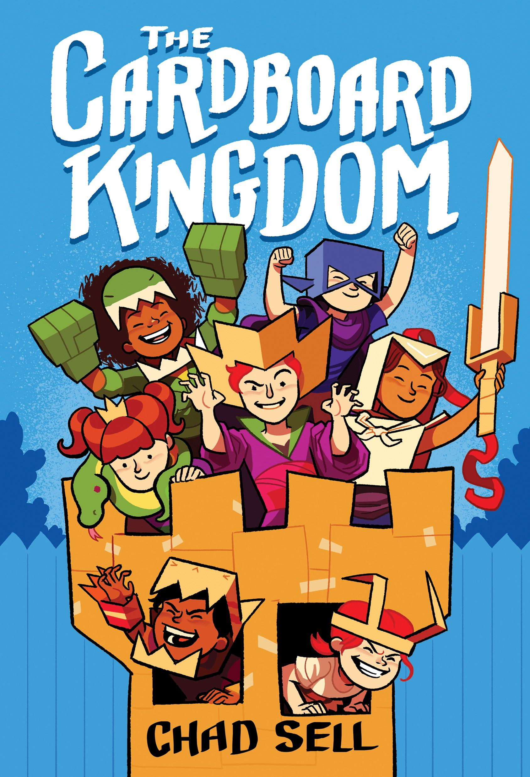 Image for The Cardboard Kingdom