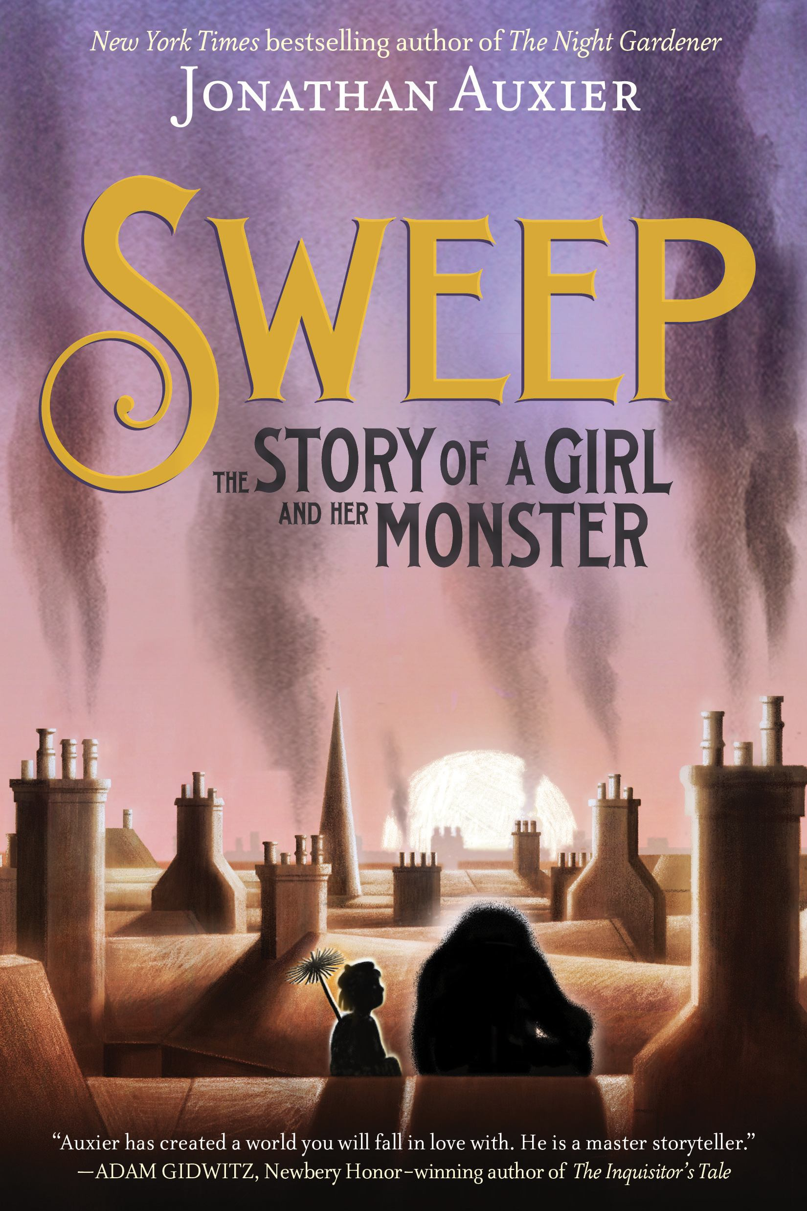 Image for Sweep : The Story Of A Girl And Her Monster