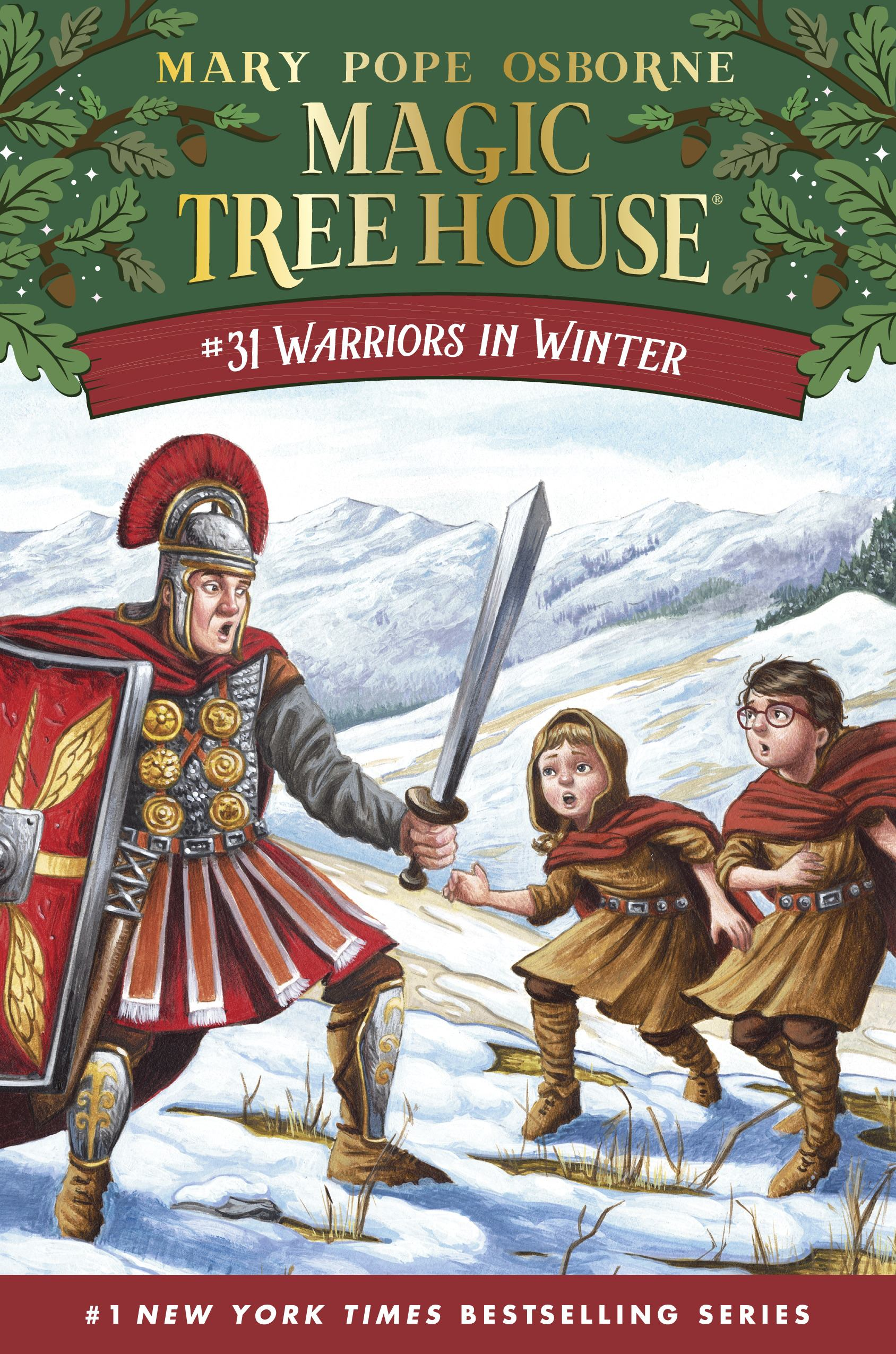 Image for Warriors In Winter