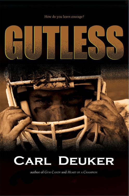 book cover image: Gutless
