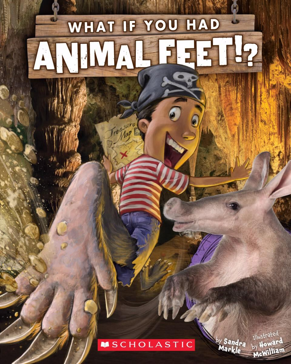book cover image: What If You Had Animal Feet?
