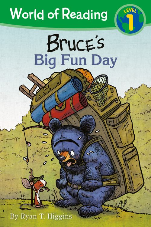 Image for Bruce's Big Fun Day