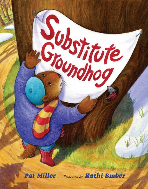 book cover image: Substitute Groundhog