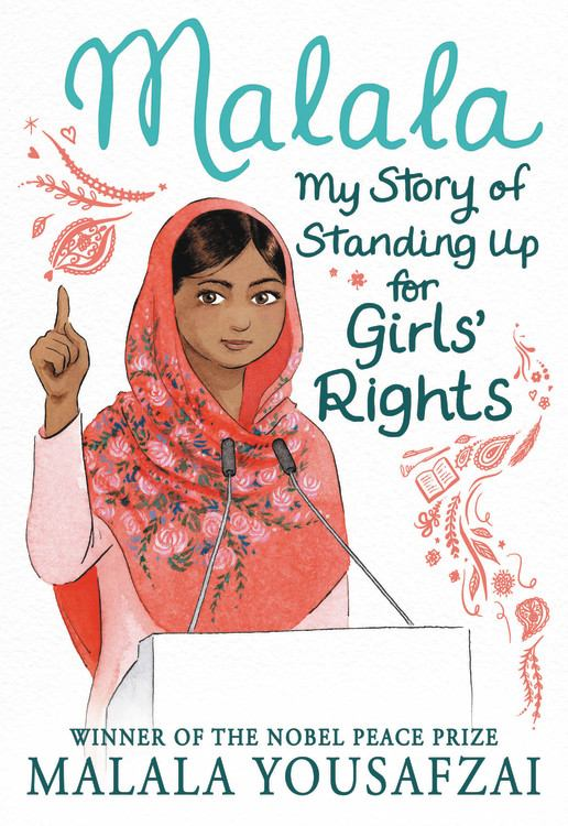 Image for Malala: My Story Of Standing Up For Girls' Rights