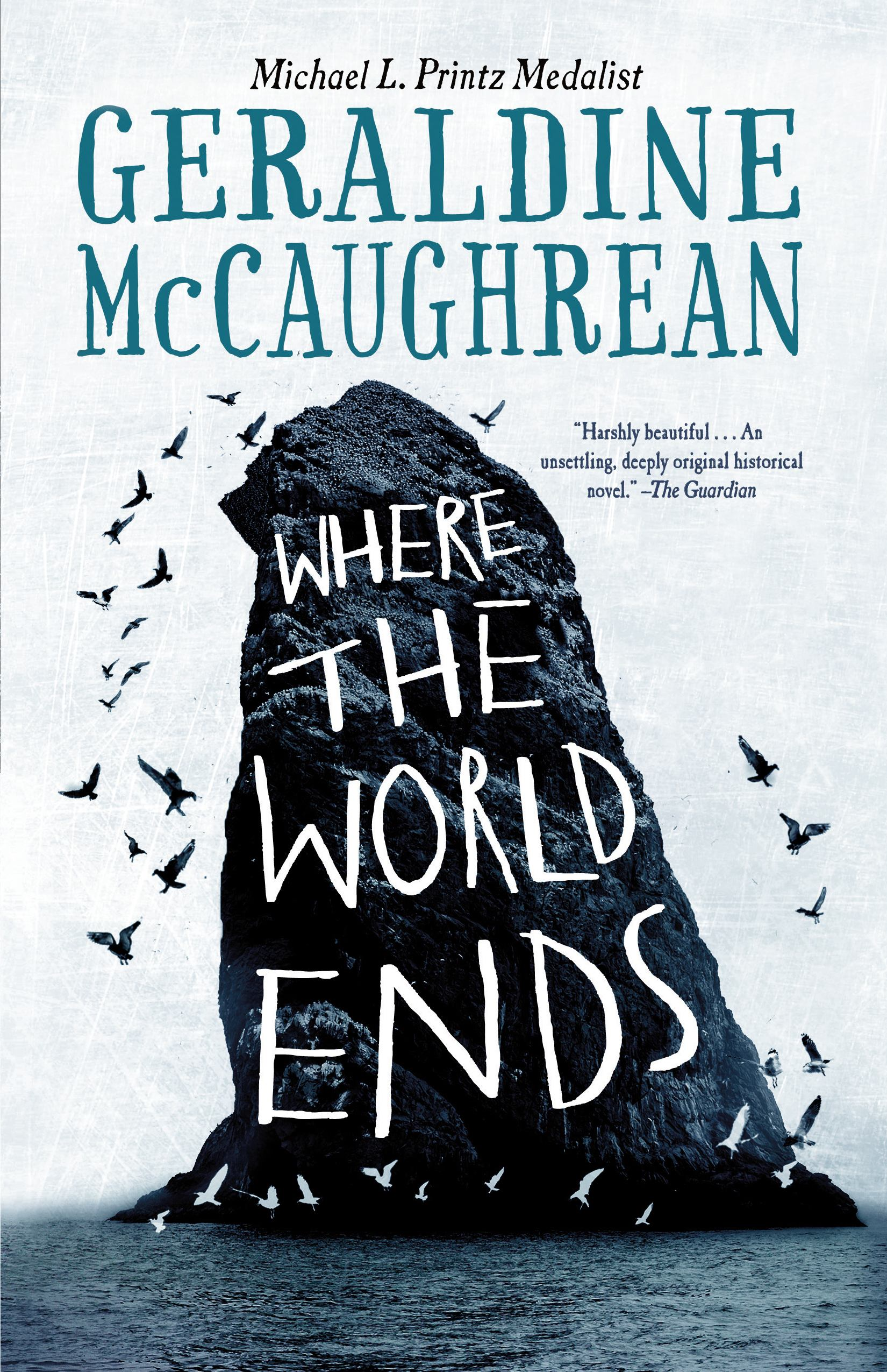 book cover image: Where the World Ends