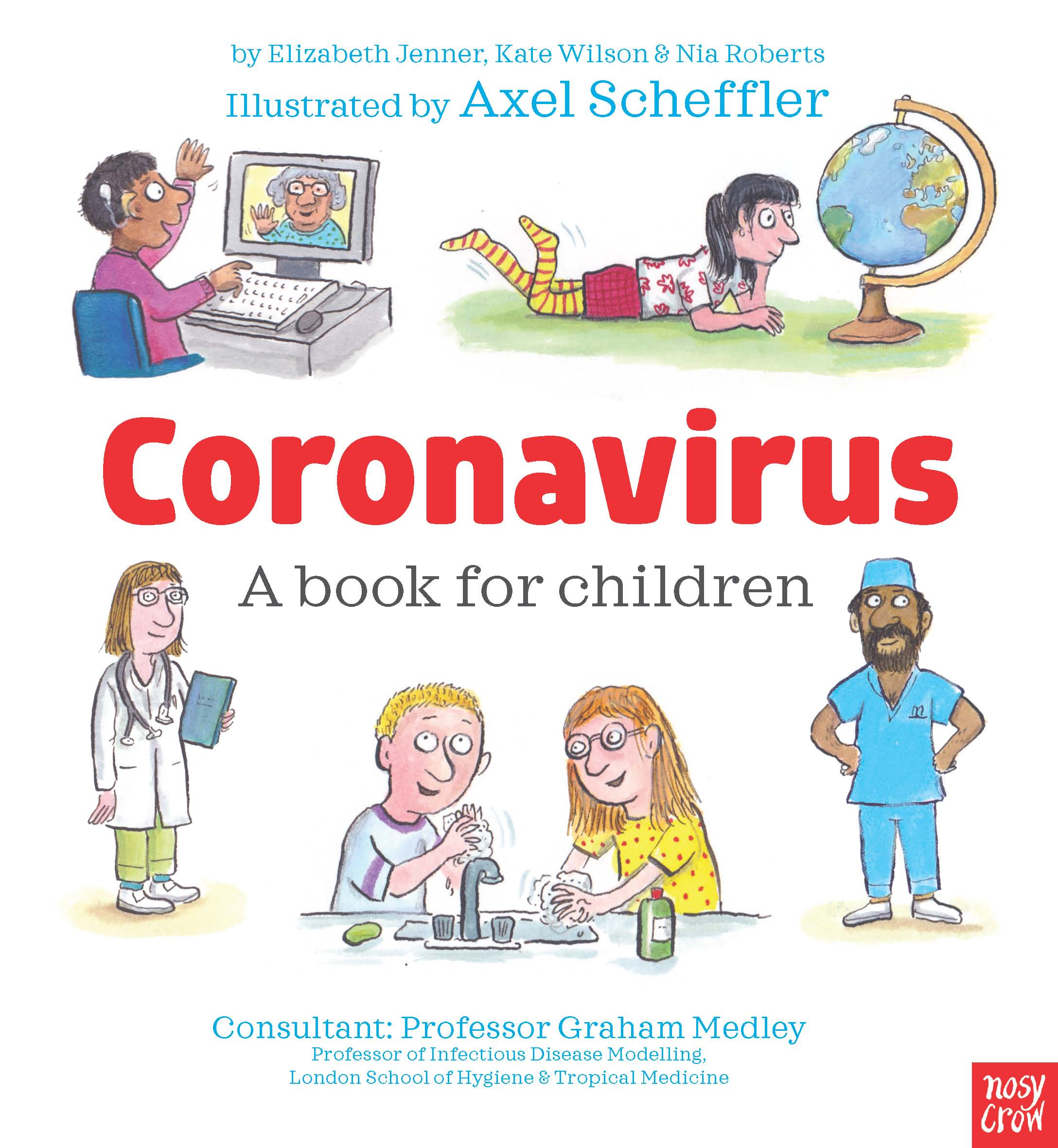 Image for Coronavirus : A Book For Children