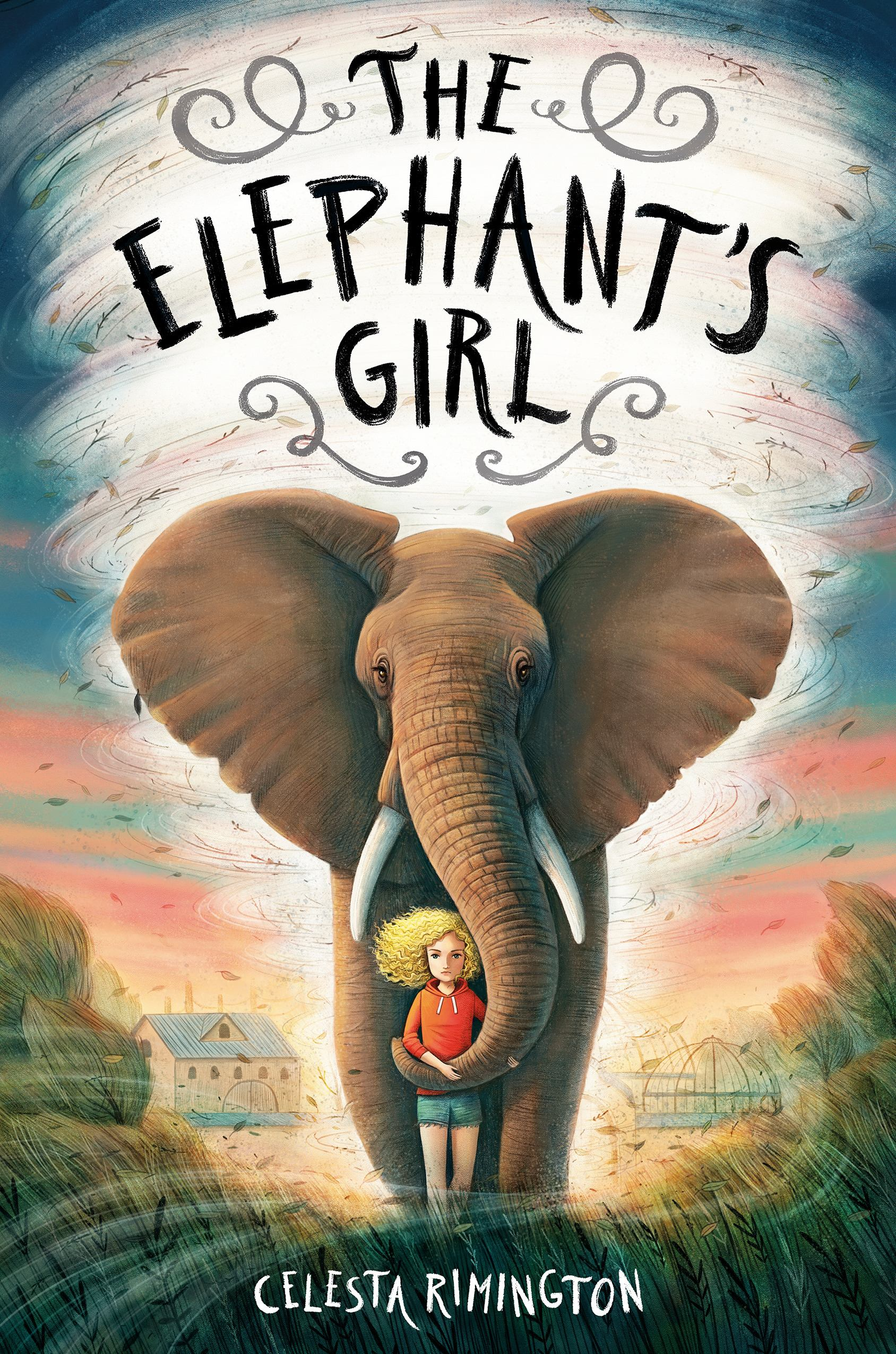 book cover image: The Elephant's Girl