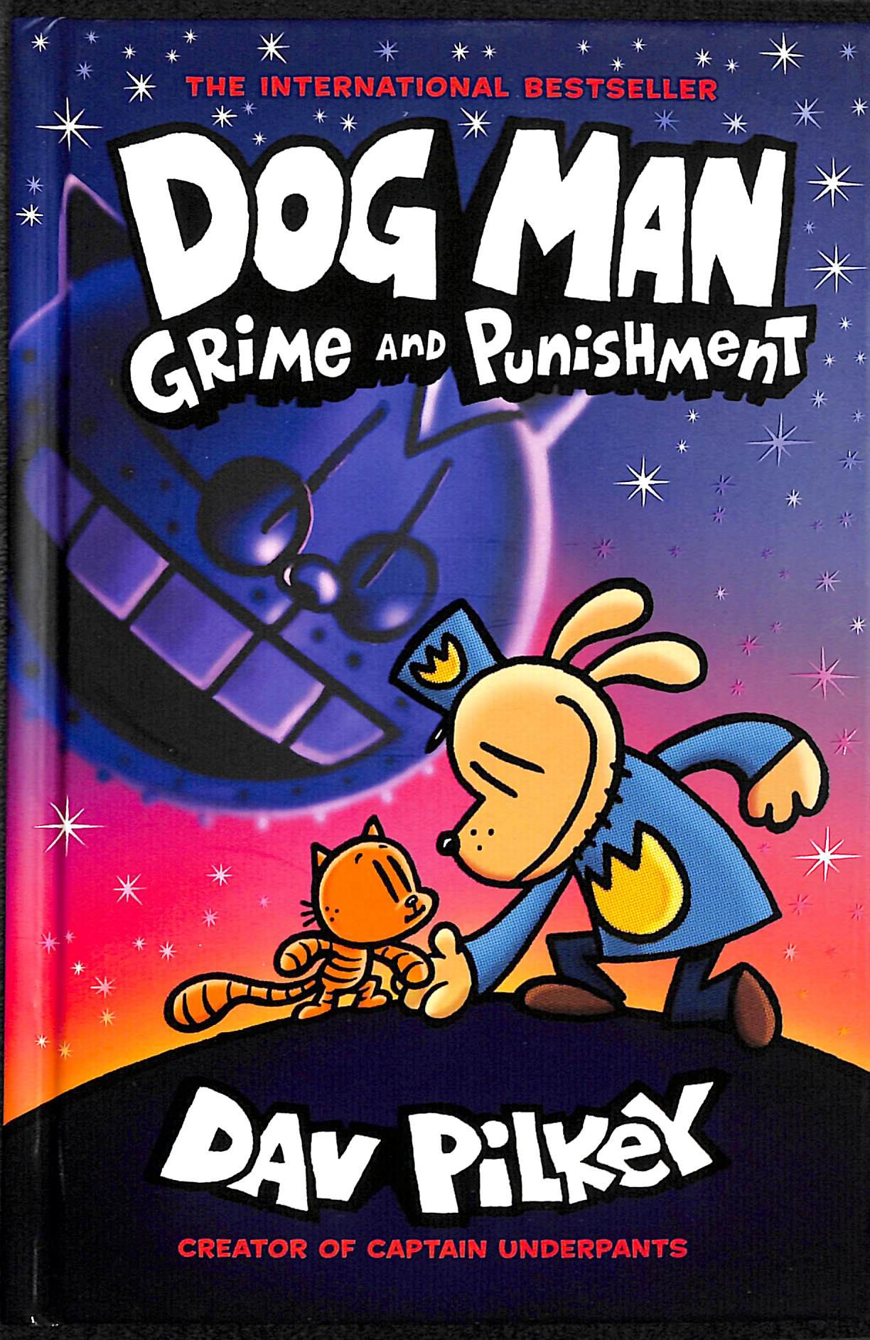 Image for Dog Man : Grime And Punishment
