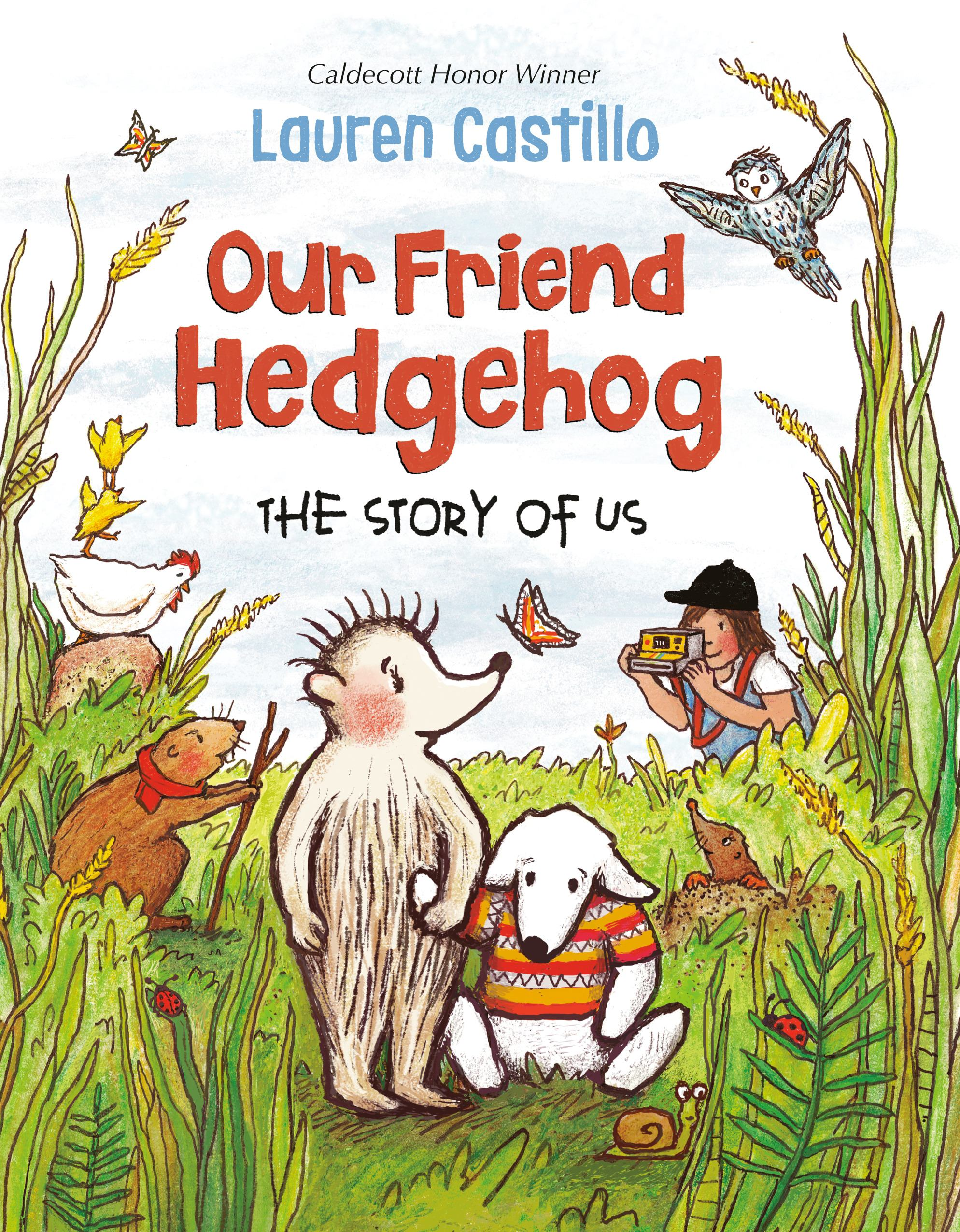Image for Our Friend Hedgehog : The Story of Us