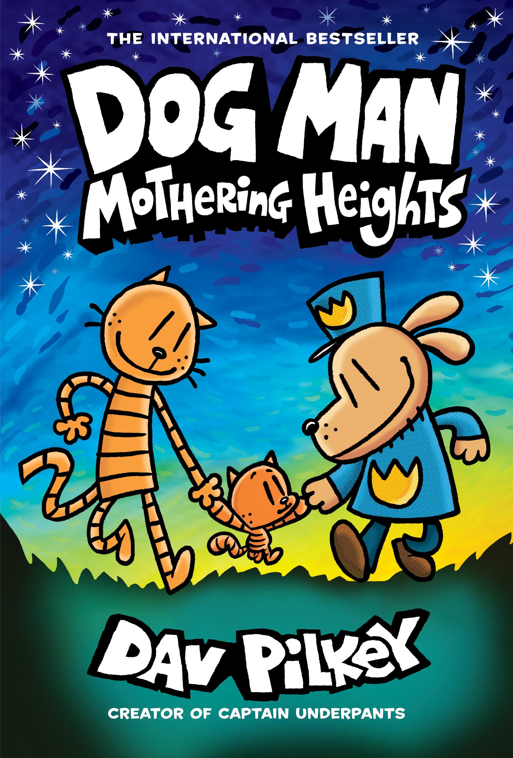 Image for Dog Man : Mothering Heights