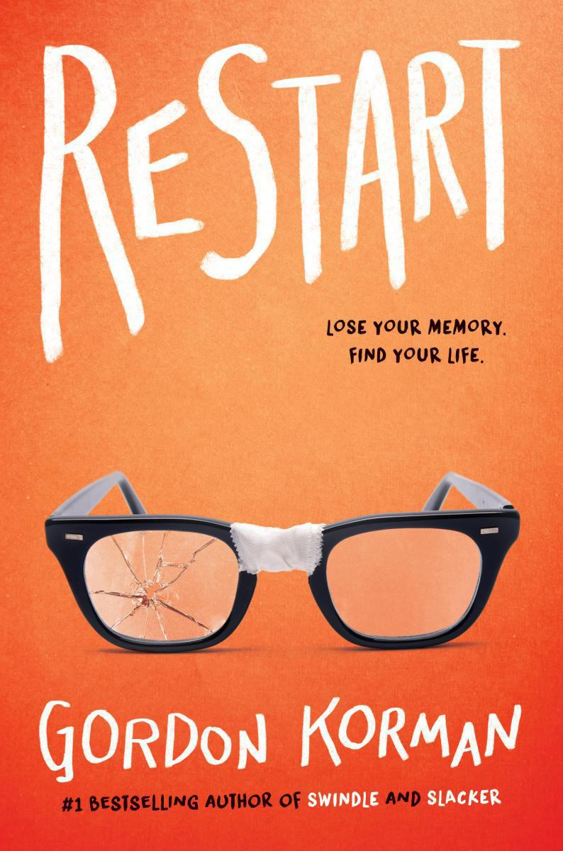 Cover image for Restart