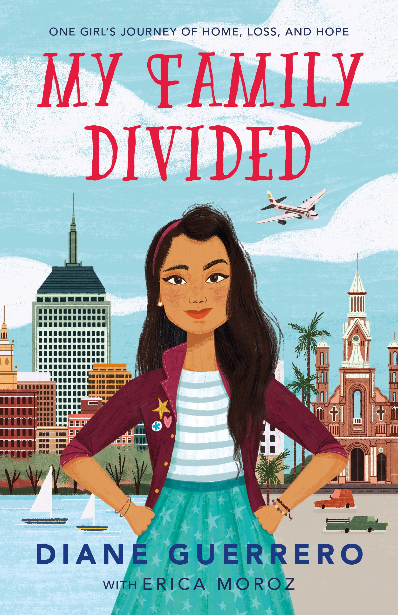 Cover image for My Family Divided : One Girl's Journey of Loss, Hope, and Home