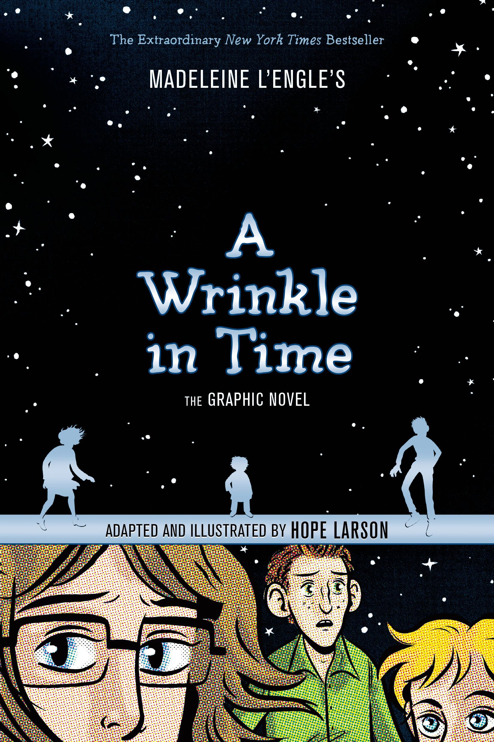 Cover image for A Wrinkle In Time: The Graphic Novel