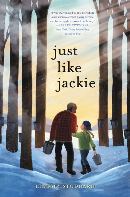 Cover image for Just Like Jackie